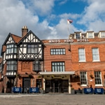 Maids Head Hotel, Tombland & Elm Hill