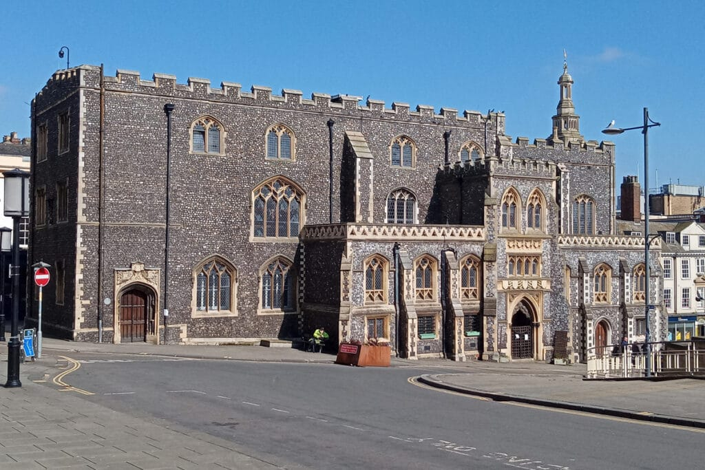 Guildhall Norwich