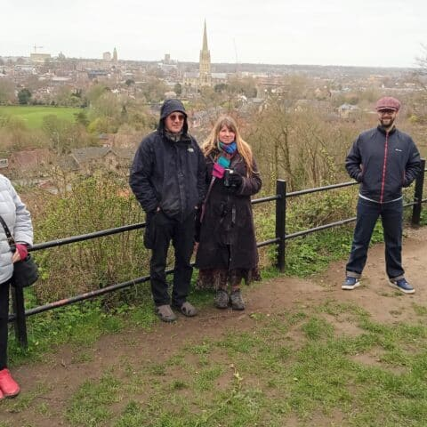 Shardlake's Norwich Kicks Off In Person Tours