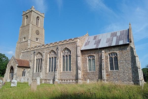 St Helens Ranworth Church